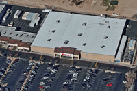aerial photograph k-mart high desert southern california hesperia ca from www.globalvizion.net