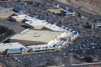 Aerial Photography Vons Shopping Center Victorville CA from www.globalvizion.net